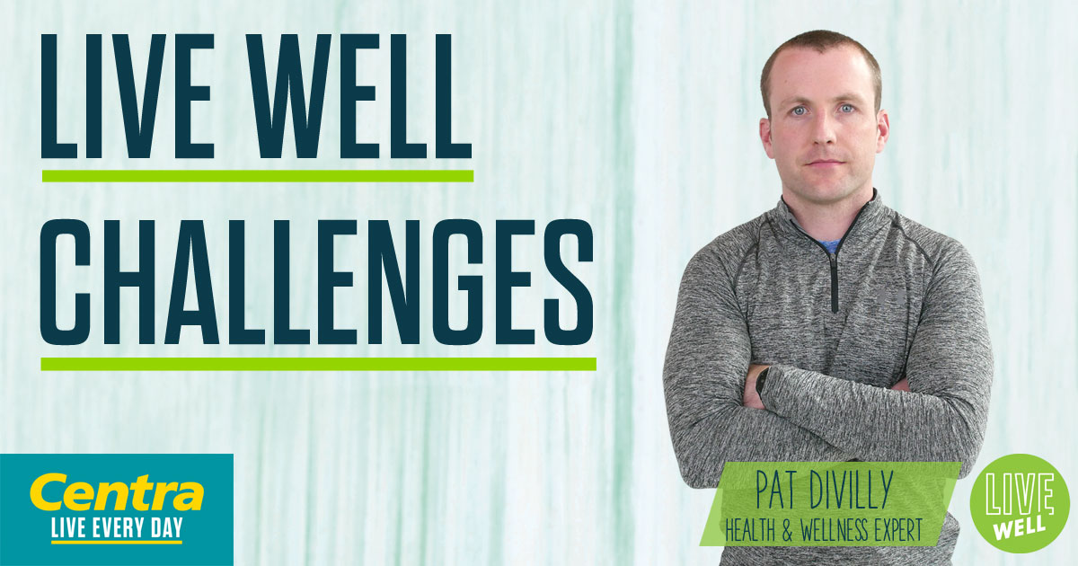 Live Well Challenges