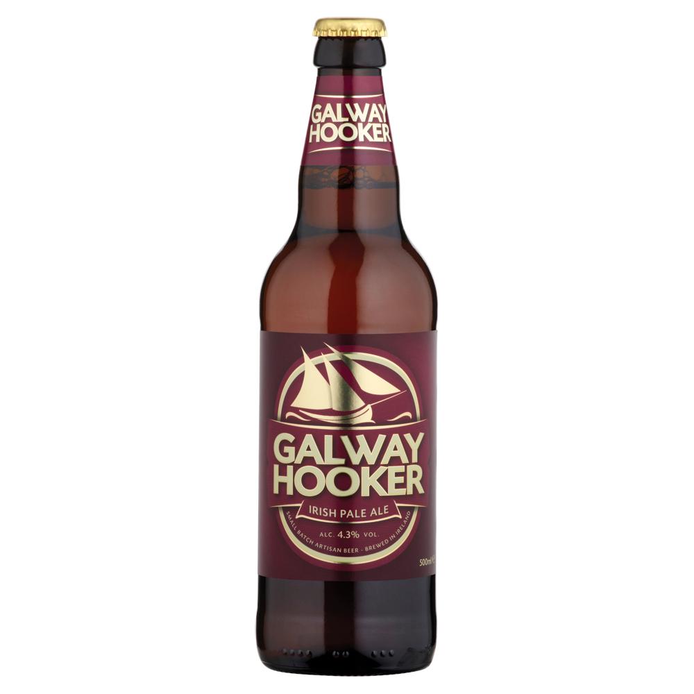 Galway Hooker Irish Pale Ale 500ml