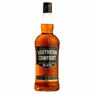 SOUTHERN COMFORT BLACK 70CL