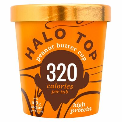 Halo Top Peanut Butter 473ml