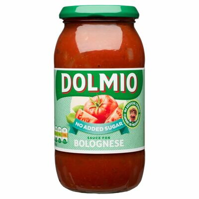 Dolmio Bolognese No Added Sugar Pasta Sauce 500g