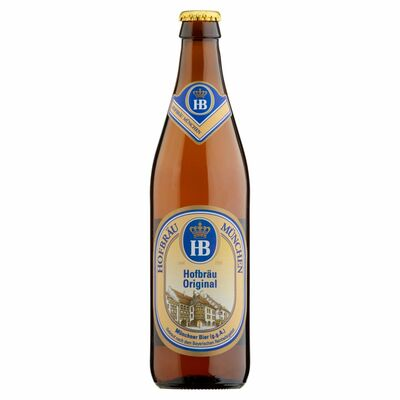 Hofbrau Original-Munich Beer 500ml