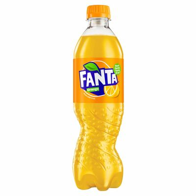 Fanta Orange Contour 500ml