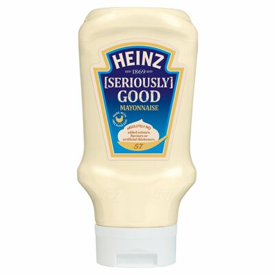 Heinz Mayonnaise Squeezy 400ml