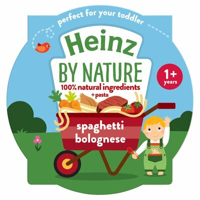 Heinz By Nature Spaghetti Bolognese 230g