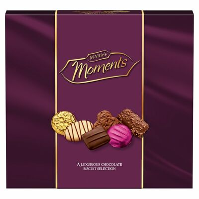 McVitie's Moments Tin 400g