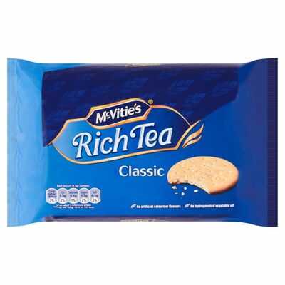 McVitie's Rich Tea Twin Pack 2 x 200g