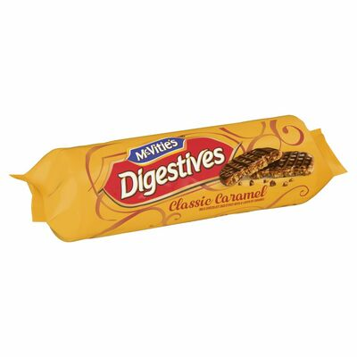 McVitie's Digestive Chocolate Caramels 267g