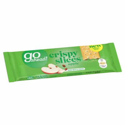 McVitie's Go Ahead Fruit Slices Apple 6 Pack 261.6g