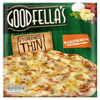 Goodfella's Thin Margherita Pizza 345g