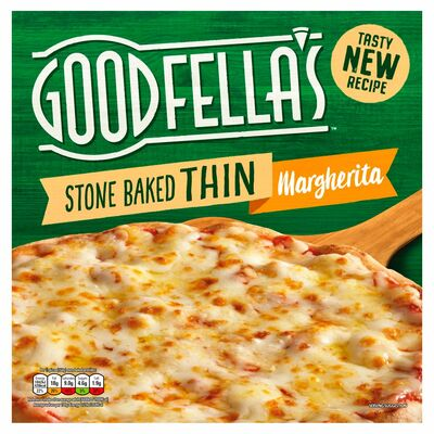 Goodfella's Stonebaked Thin Pizza Margherita 345g