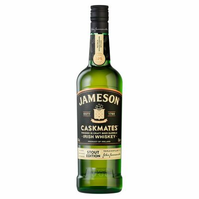 JAMESON STOUT CASKMATES 70CL