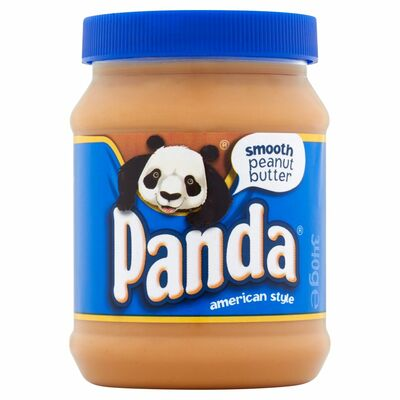 Panda Smooth Peanut Butter 340g
