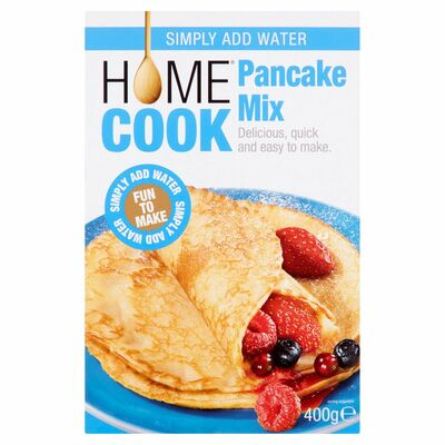 Homecook Pancake Mix 400g