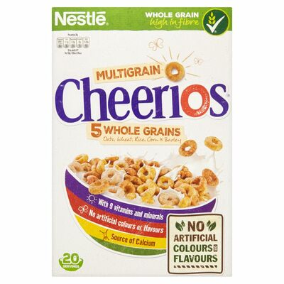 Nestlé Cheerios Cereal 600g