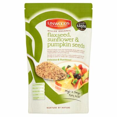 Linwoods Flowerseed Sunflower & Pumpkin Seeds 425g