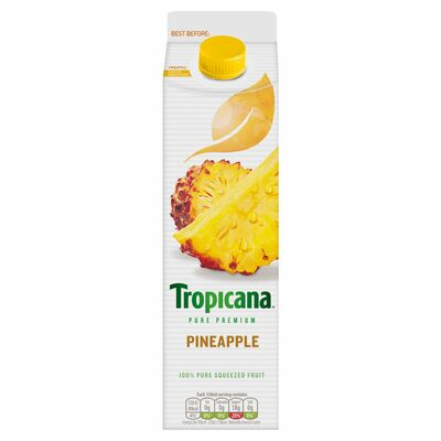 Tropicana Pineapple 850ml