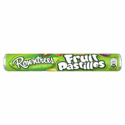 Rowntrees Fruit Pastilles 53g