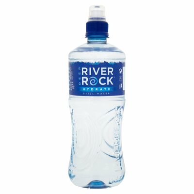 Deep RiverRock Still Water 750ml