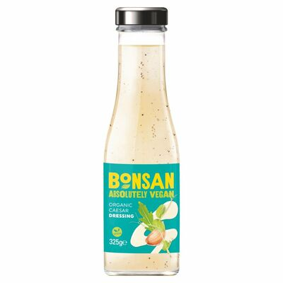 Bonsan Organic Ceasar Dressing Vegan 325ml