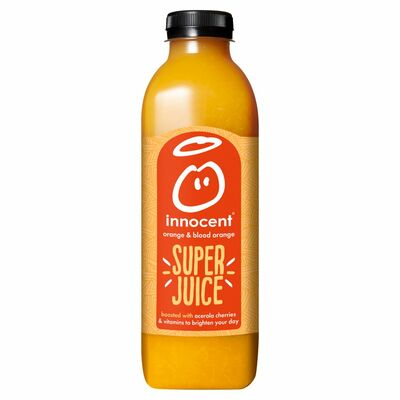 Innocent Orange & Cherry Super Juice 750ml