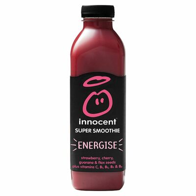 Innocent Super Smoothie Energise 750ml