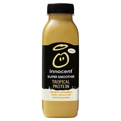 Innocent Tropical Protein Super Smoothie 360ml