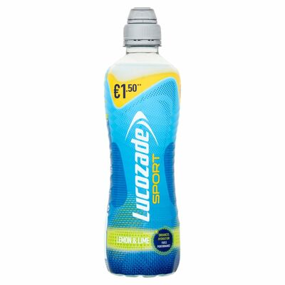 Lucozade Sport Lemon & Lime 500ml