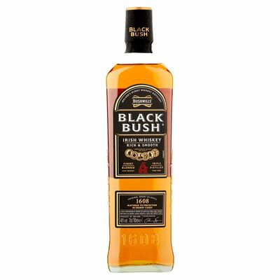 BLACK BUSH 70CL