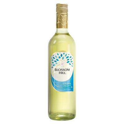 Blossom Hill Crisp & Fruity White 75cl
