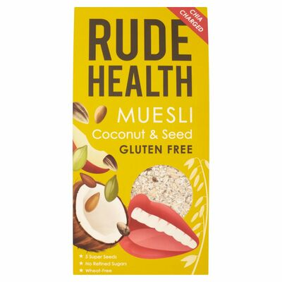 Rude Health The Classic Gluten Free Muesli 500g