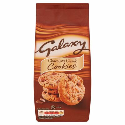 Galaxy Large Cookie 180g