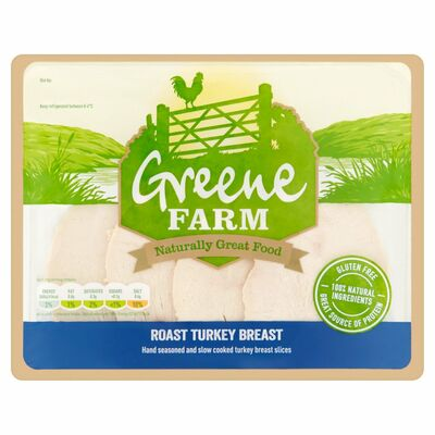 Greene Farm Fine Foods Roast Turkey 90g