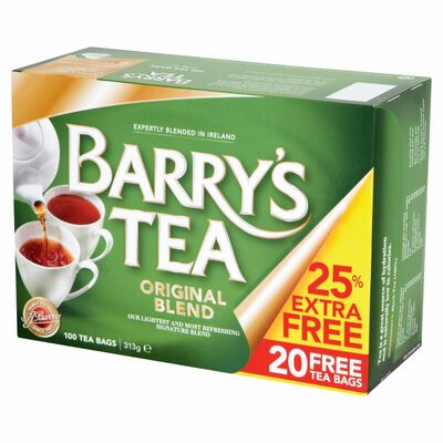 Barry's Original + 25% Extra Free 250g