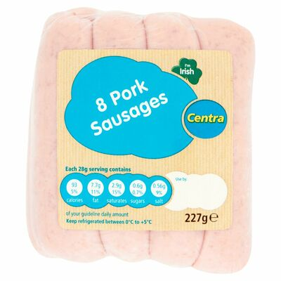 Centra Sausages 227g