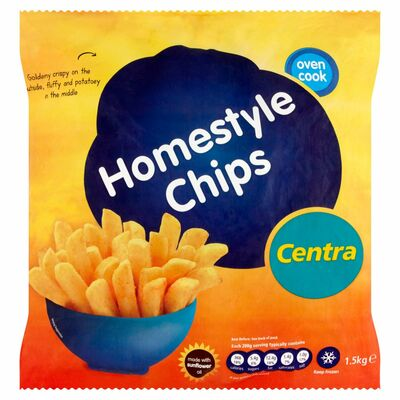 Centra Home Style Oven Chips 1.5kg