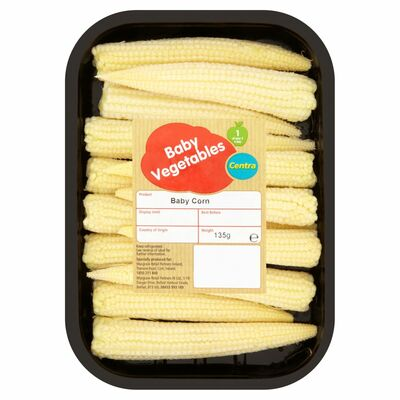 CENTRA BABY CORN 120G