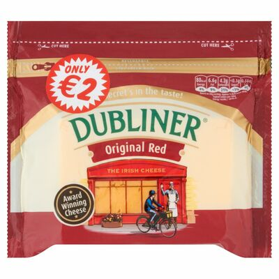 Dubliner Original Red Block 200g