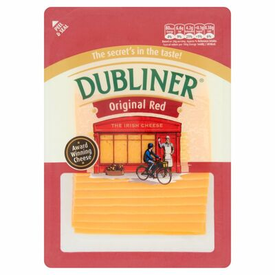 Dubliner Original Red Slices 180g