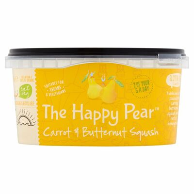 The Happy Pear Carrot & Butternut Squash Soup 375g