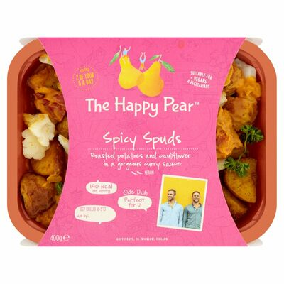 The Happy Pear Spicy Spuds 400g