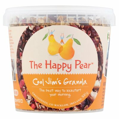 The Happy Pear Cool Jim's Granola 500g