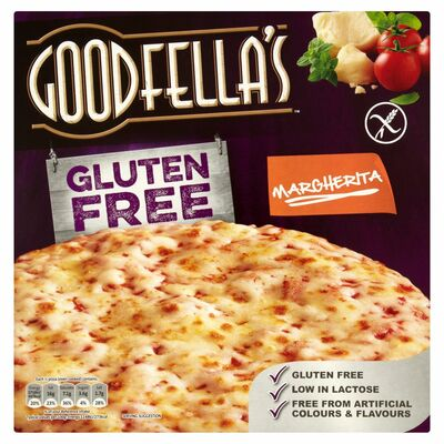 Goodfella's Gluten Free Margherita Pizza 328g