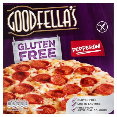 Goodfella's Gluten Free Pepperoni Pizza 331g