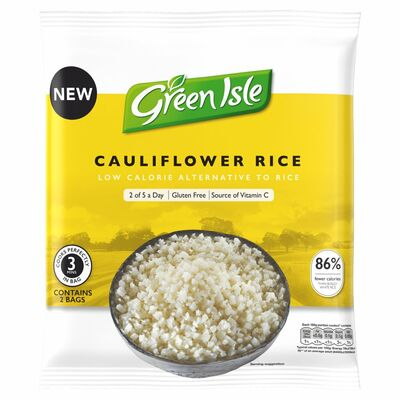 Green Isle Cauliflower Rice 320g