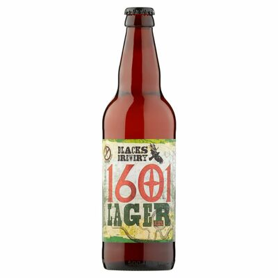 Blacks 1601 Lager 500ml