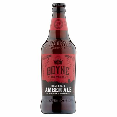 Boyne Brewhouse Amber Ale 500ml