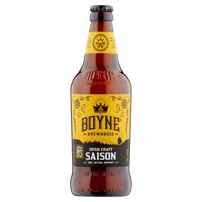 Boyne Brewhouse Irish Craft Saison 5.5% 500ml