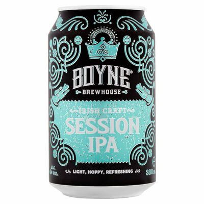 Boyne Brewhouse Session Ipa Can 330ml