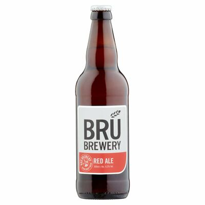 Bru Rua Irish Red Craft Beer 500ml